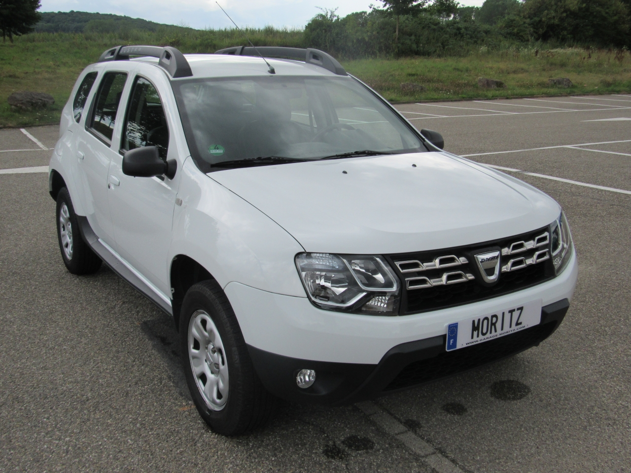 dacia duster 1 5l dci 110cv laureate 4x2 d 39 occasion. Black Bedroom Furniture Sets. Home Design Ideas