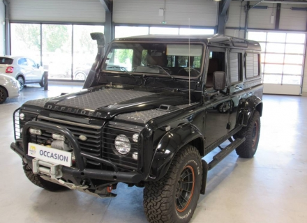 LAND ROVER-Defender-110 SW Mark III G4