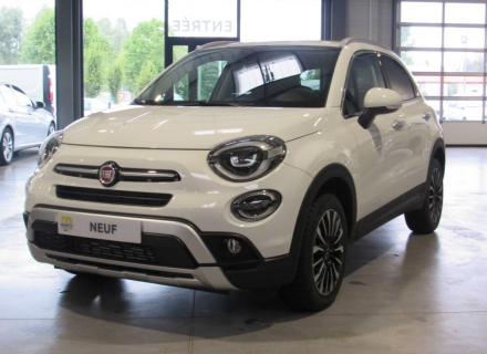 FIAT-500X-1.6 Multijet 120ch SCR  City Cross